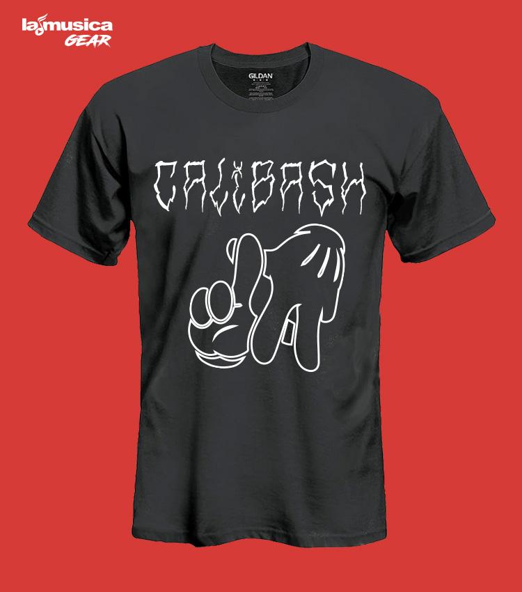 Calibash LA hands t-shirt